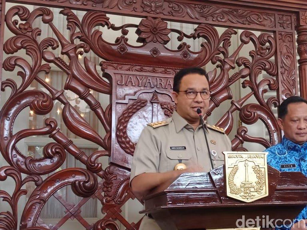 Anies: Penyebaran Corona di Jakarta Masih Amat Mengkawatirkan