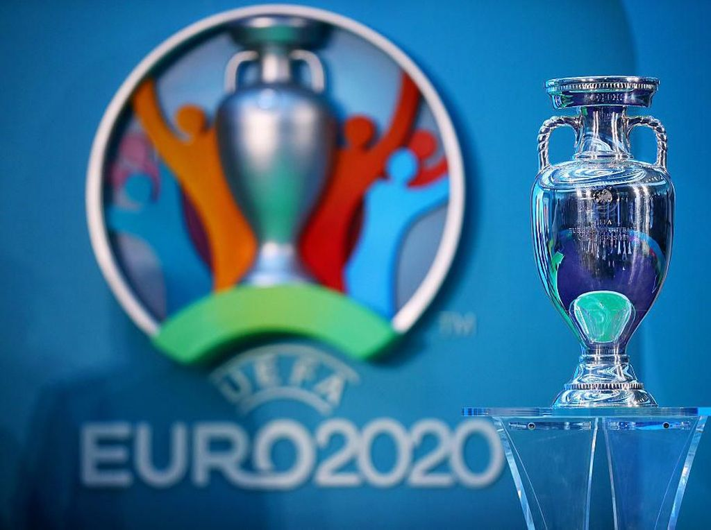 Piala Eropa 2020 Tak Berganti Nama Meski Diundur ke 2021