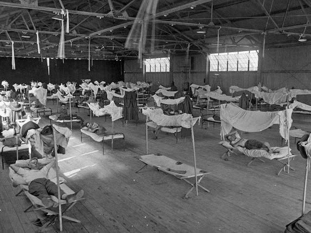 COVID-19 VS Pandemi Sebelumnya, Lebih Bahaya Mana?