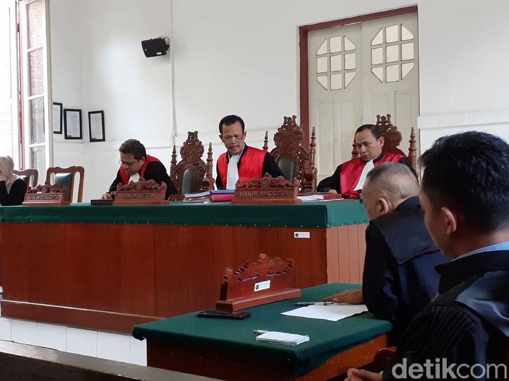 Korupsi Dana Sosialisasi SKPD, Eks Kepala BPKAD Makassar Divonis 6 Tahun Bui