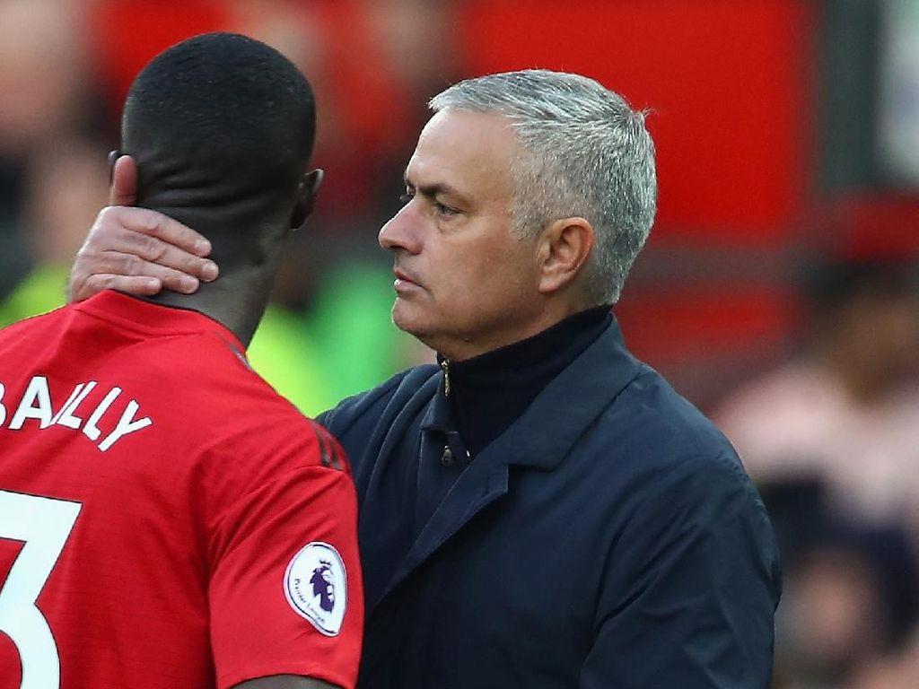 Cemooh Mourinho, Bailly: Penting Bekerja dengan Pelatih yang Dulunya Pemain