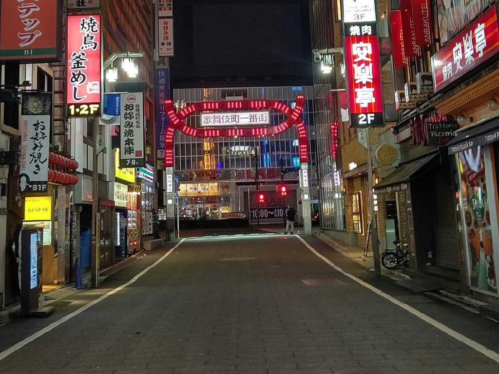 Ketika Kawasan Prostitusi Ternama Tokyo Jadi Kota Hantu