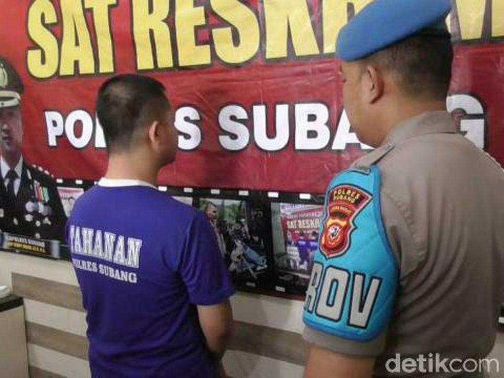 Gelapkan 16 Mobil Rental, Seorang Pria di Subang Ditangkap Polisi