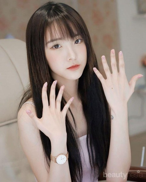Mau Ganti Potongan Rambut Model Rambut Panjang Ala Korea Ini Bisa Jadi Inspirasi