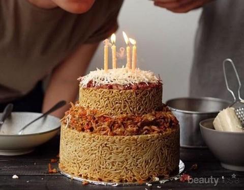 5 Hidangan Pengganti Kue Ulang Tahun Yang Seru Anti Mainstream Wajib Coba Nih