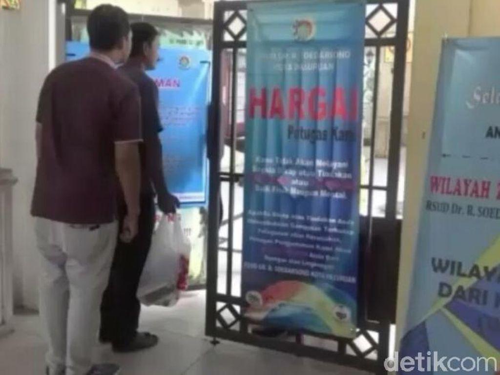 RS Kota Pasuruan Tiadakan Jam Kunjungan Cegah Penularan Virus Corona