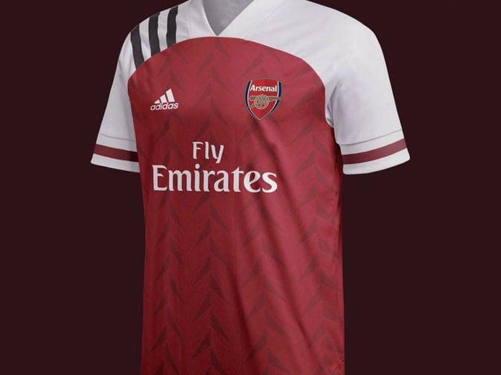 Apa Ini Jersey Baru Arsenal? Banyak yang Bilang Aneh