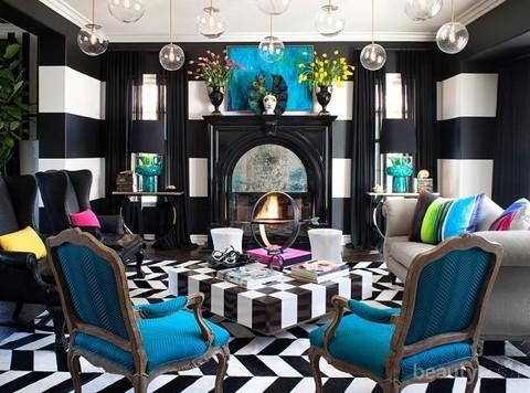 wowo, fantastis! dekorasi rumah unik dan mewah keluarga