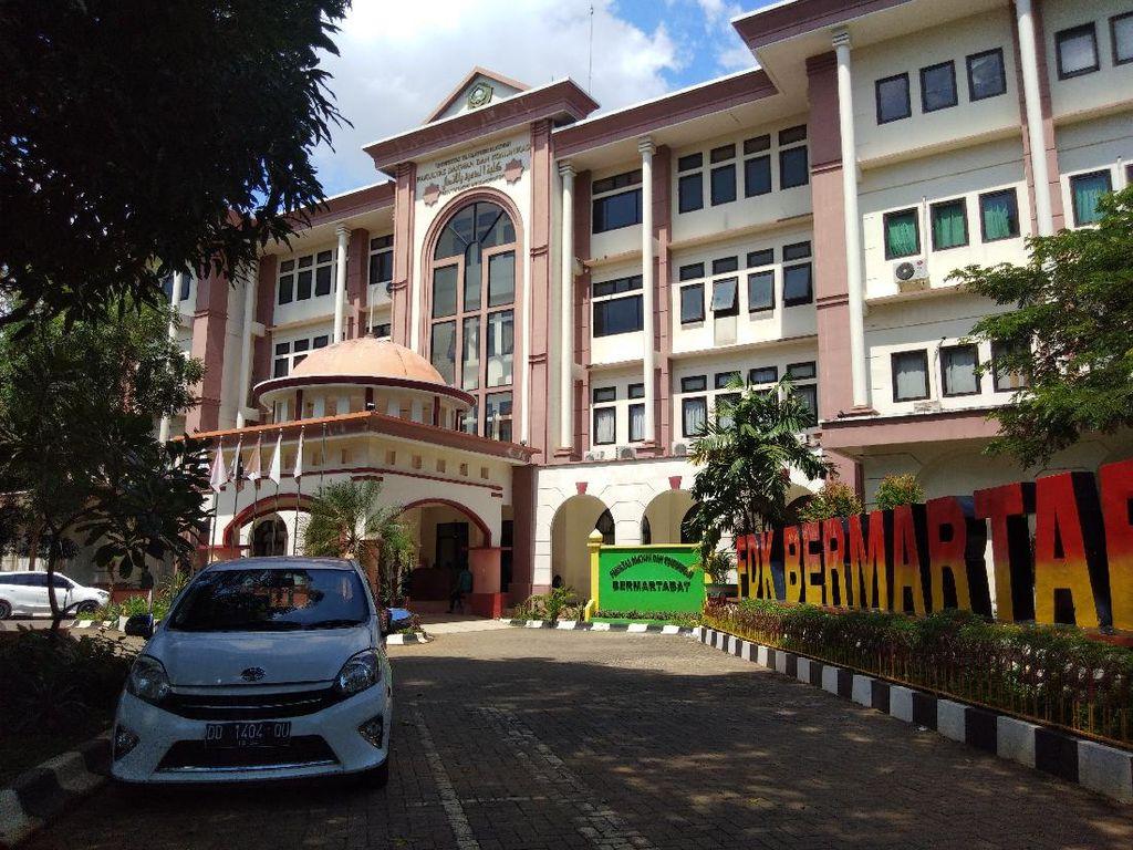 Usai Liburkan Mahasiswa, UIN Alauddin Makassar Bentuk Satgas Corona