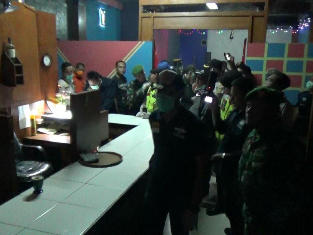 Video Satgas COVID-19 Purwakarta Tutup Paksa Tempat Hiburan Malam