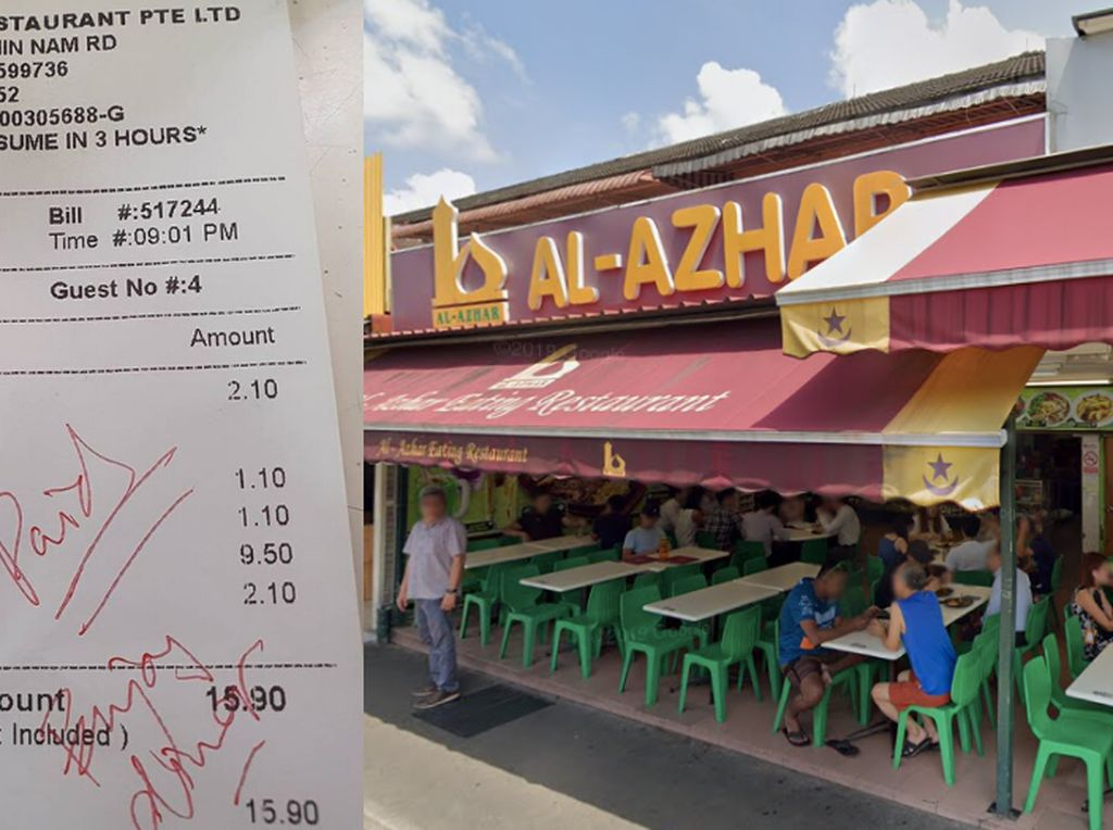 Wah! Wanita Ini Ditraktir Makan oleh Orang Tak Dikenal di Restoran