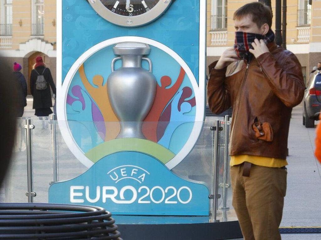 Tuan Rumah Euro 2020, Grup, dan Jadwal
