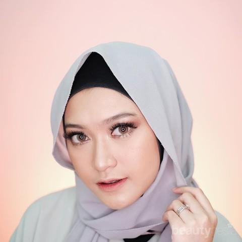 Dapatkan Wajah Cantik Dan Fresh Setiap Hari Dengan Makeup Ala Hijabers Saritiw