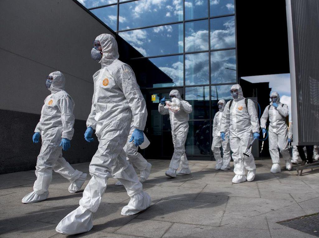 Peneliti Sebut Suhu Tinggi Tidak Cukup untuk Bunuh Virus Corona