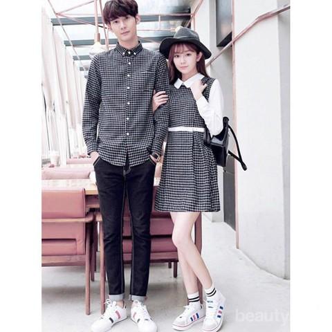 Tak Perlu Pusing Pilih Baju Kondangan Cek Inspirasi Baju Couple Ini Yuk Tapi, bagaimana nih kalau kamu datang ke acara kondangan sama pasangan?