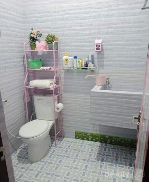 Contek Nih 5 Insprasi Desain Kamar Mandi Minimalis Untuk Rumah Pengantin Baru