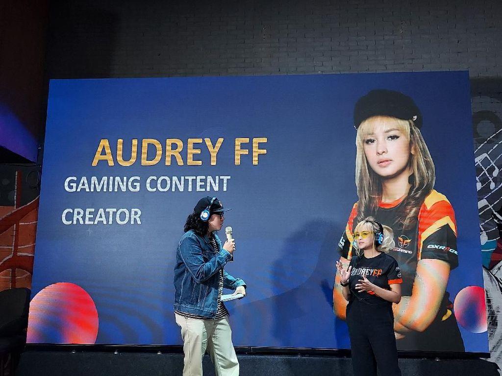 Suka Diremehin Jadi Gamer Wanita? Ini Kata Gamer Audrey FF