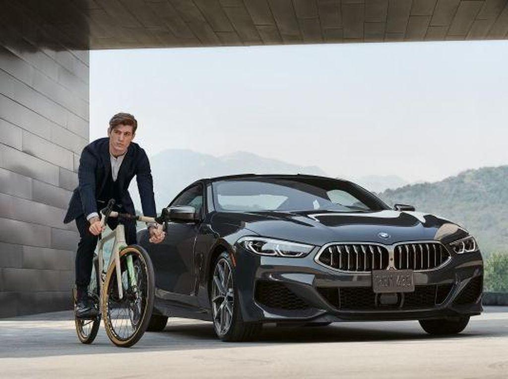 Saat Lockdown, BMW Lahirkan Sepeda di Italia