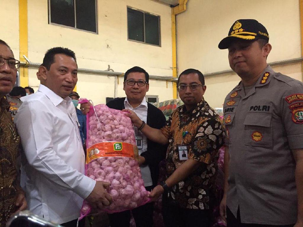 Bareskrim Telusuri Penyebab Harga Gula Naik di Jakarta