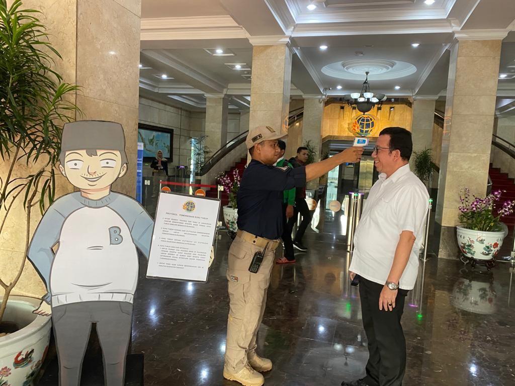 Pegawai Kementerian ATR Kerja dari Rumah hingga Akhir Maret