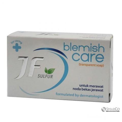 Berapa Lama Hilangin Bekas Jerawat Dengan Jf Sulfur Blemish Care