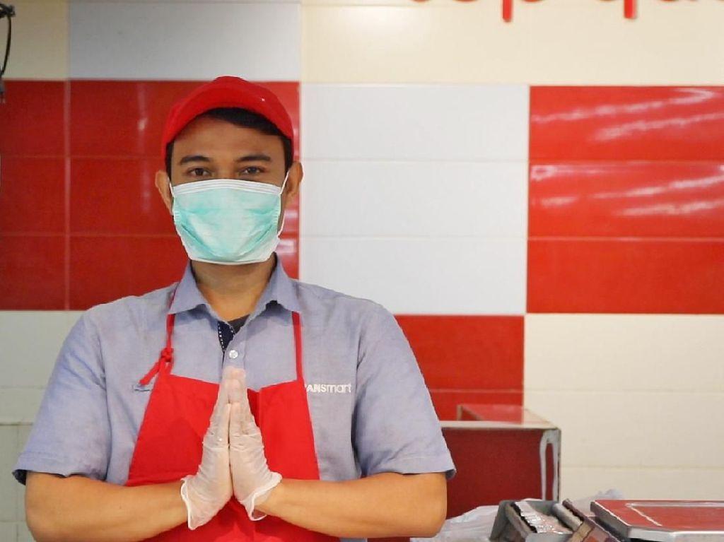 Tetap Buka, Transmart Carrefour Siap Penuhi Kebutuhan Harian