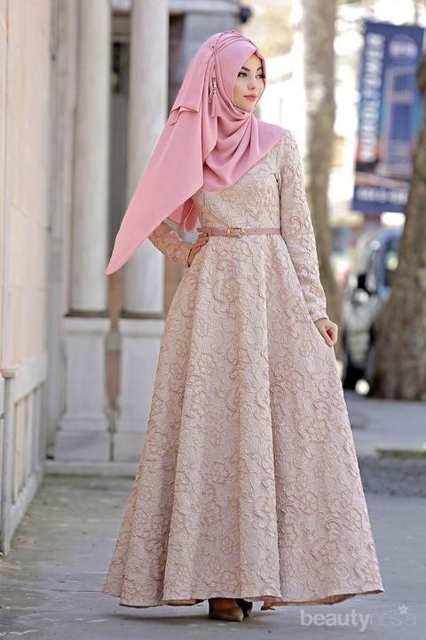 Mau Kondangan Intip Dulu Fashion Baju Gamis Modern Ini