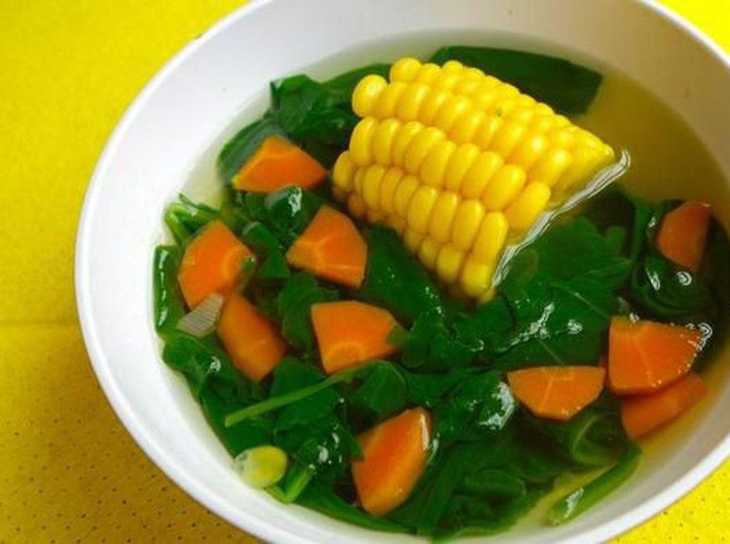 Sehat dan Praktis, 5 Sayuran yang Enak Diolah jadi Sayur Bening