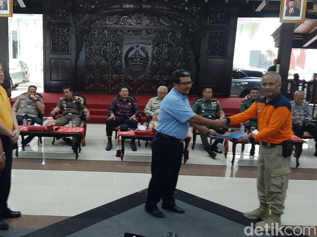 Pengusaha Guyurkan Bantuan Penanganan Corona di Malang
