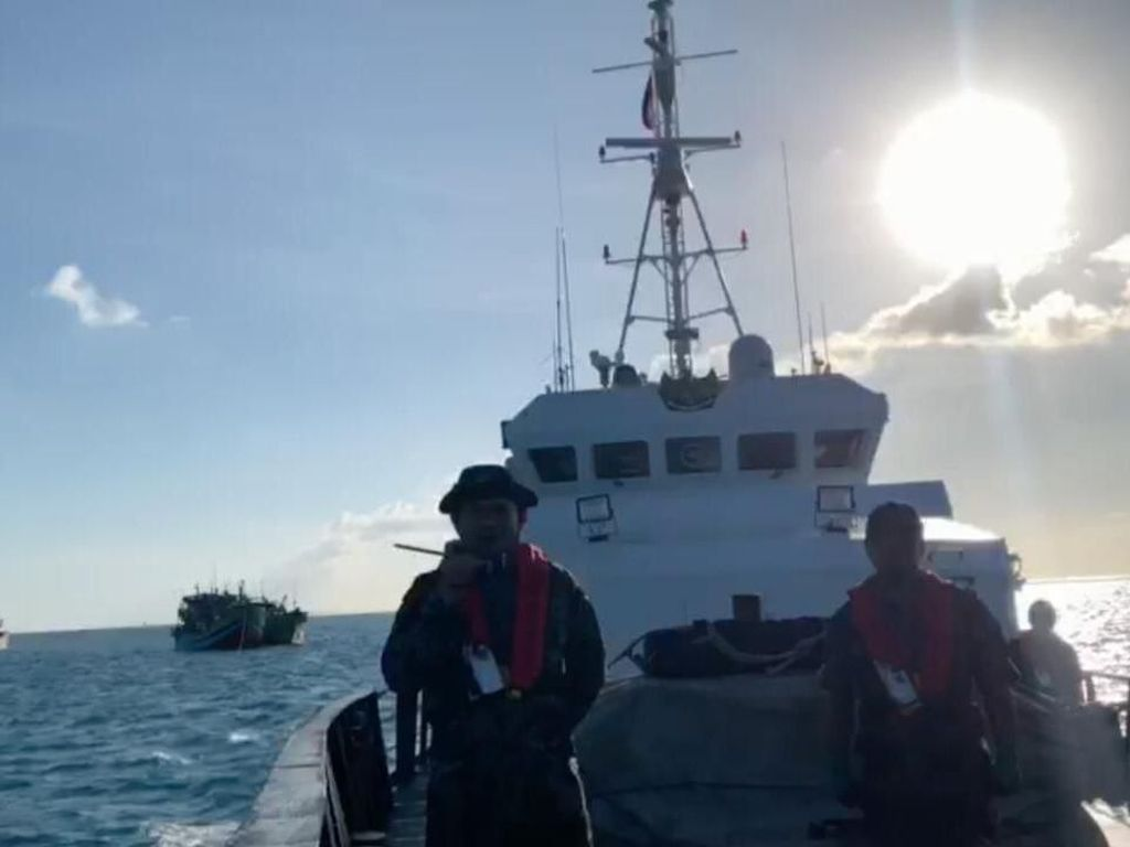 Pandemi Corona, KKP Pastikan Nelayan di Natuna Aman Melaut