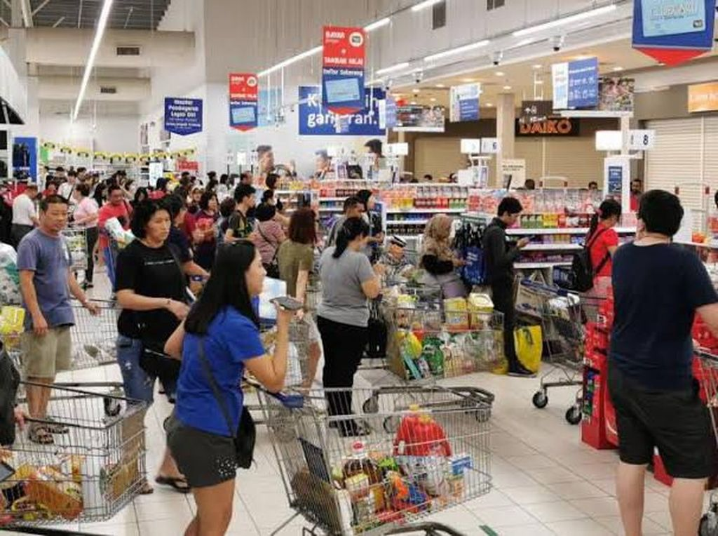 Tips Aman Belanja Bahan Makanan Via Online dan di Supermarket
