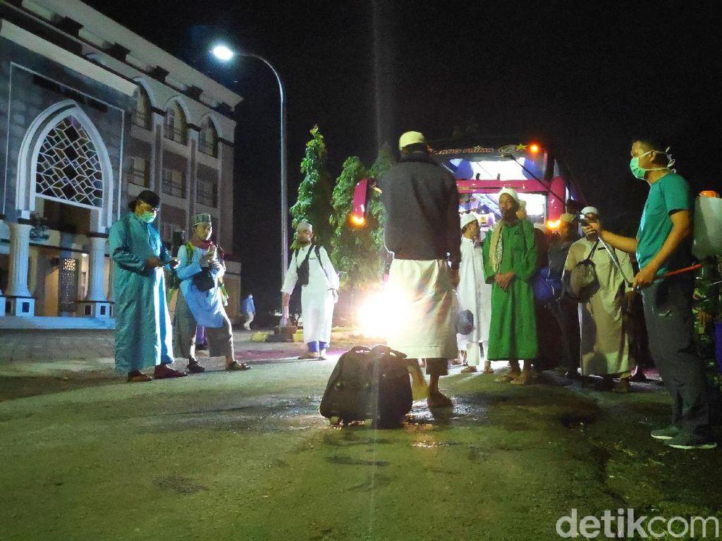 Ribuan Peserta Ijtima Dunia Ditampung di Asrama Haji Makassar