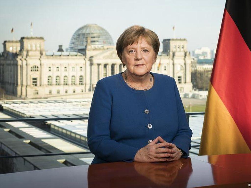 Samakan Angela Merkel dengan Hitler, Dubes Malta Mengundurkan Diri