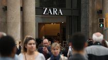 Rugi Rp 6,4 T karena Virus Corona, Pemilik Zara akan Tutup 1.200 Toko