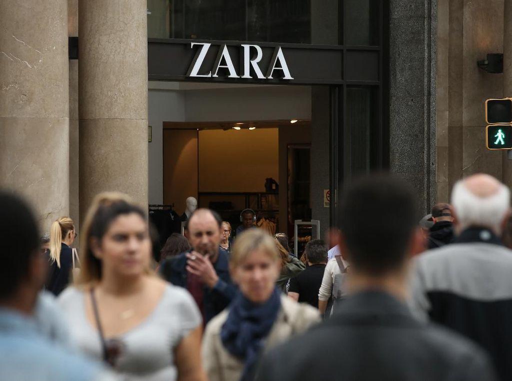 Krisis Virus Corona, Pemilik Zara Berencana Produksi Pakaian Medis