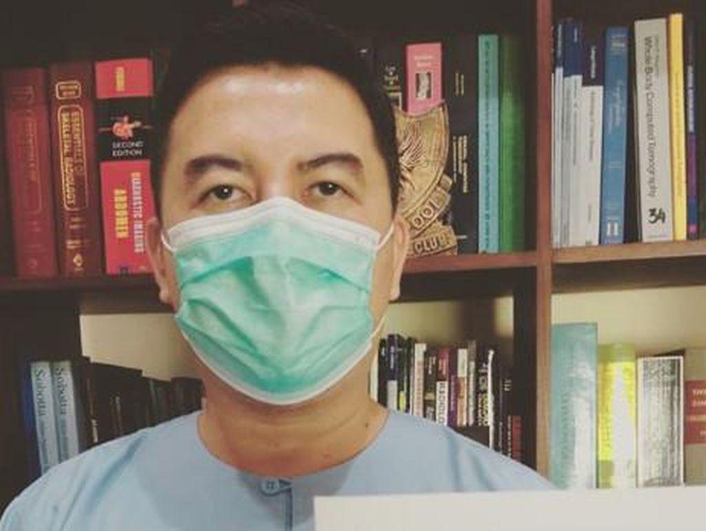 Suaminya Dokter, Vega Darwanti Sampaikan Semangat dan Pesan Haru