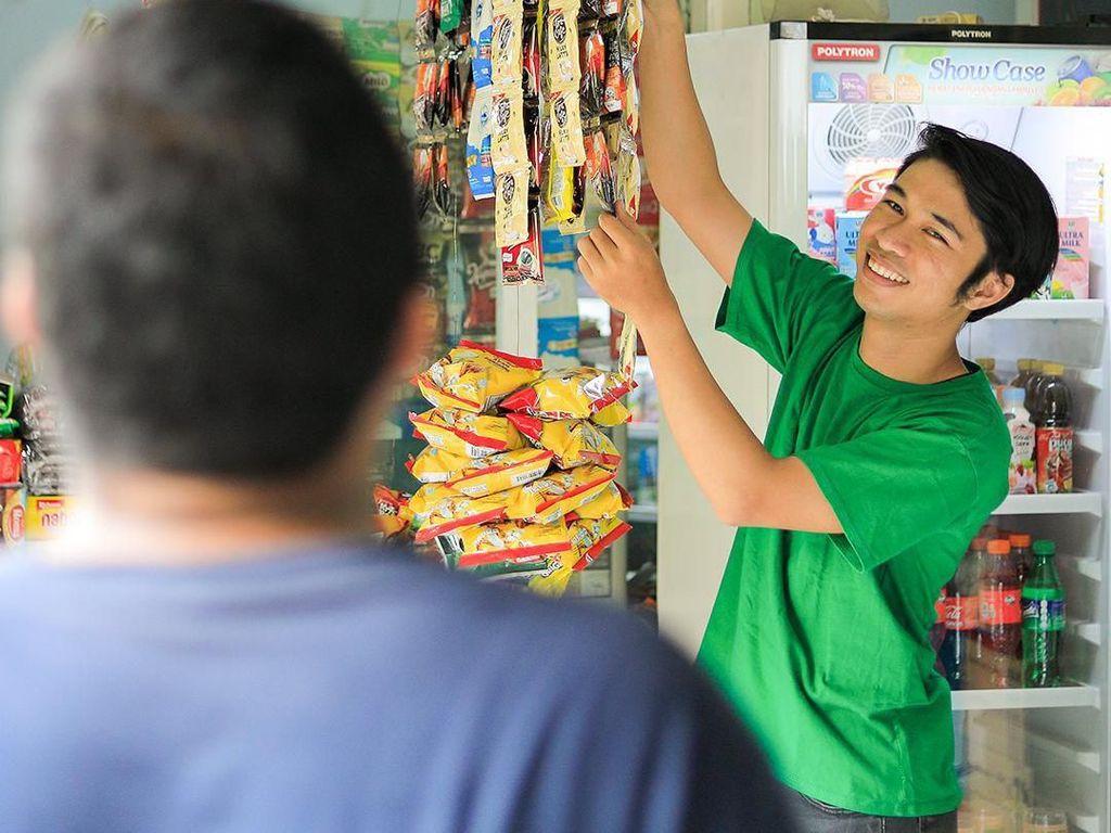 Pemilik Warung Kelontong Bisa Cegah Corona Pakai Cara Ini