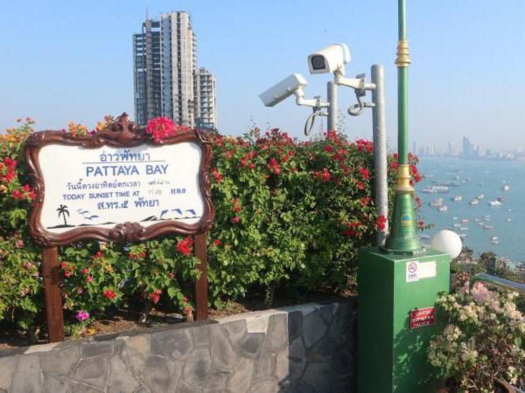 Ini Tempat Wisata di Pattaya Selain Pantai
