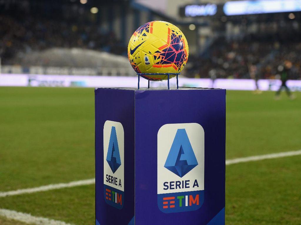 7 Tim Dilaporkan Tolak Serie A Bergulir Kembali