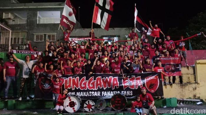 Suporter PSM Makassar, Punggawa Eja.