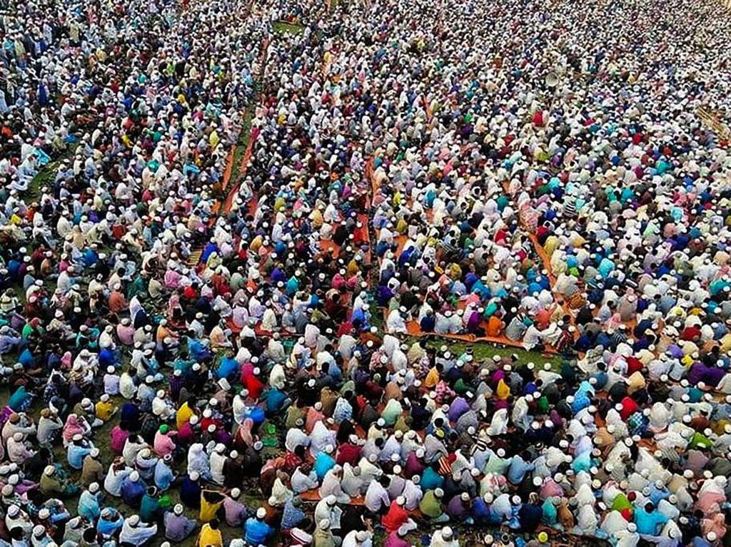 25 Ribu Orang Hadiri Doa Lawan Corona di Bangladesh, Publik Marah