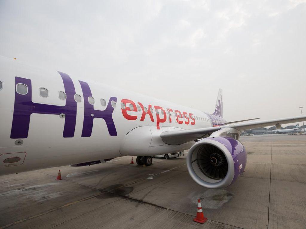 Maskapai HK Express Setop Penerbangan Sampai Akhir April