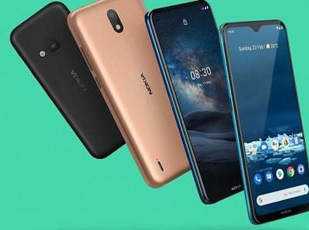 Nokia Rilis Ponsel 5G Pertamanya