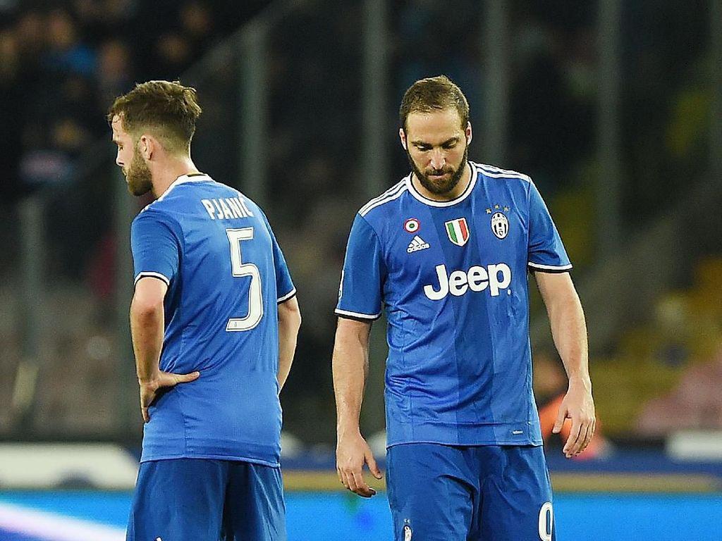 Bisa-Bisanya Juventus Biarkan Higuain, Pjanic, dan Khedira Bepergian