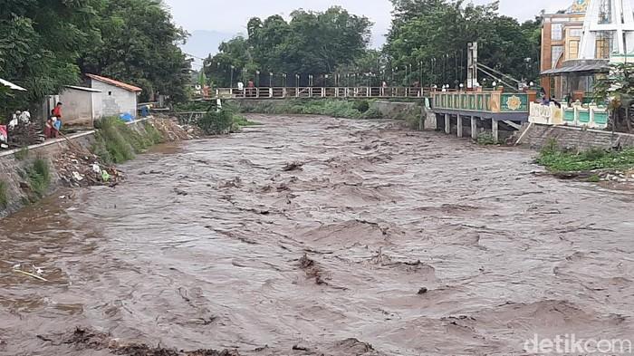 Banjir Lahar Hujan dari Gunung Bromo