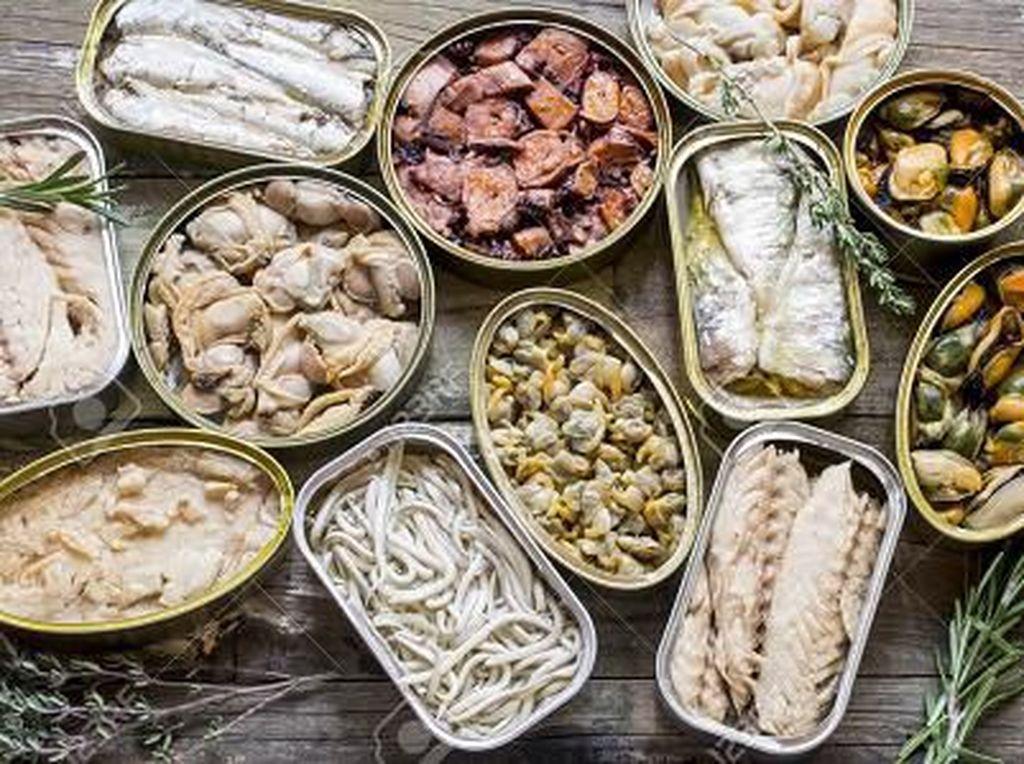 5 Makanan Kalengan Ini Enak Rasanya dan Mudah Diolah