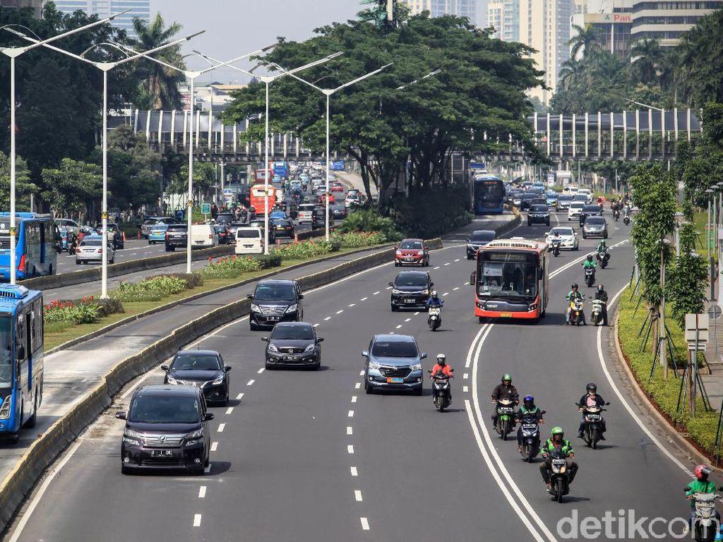 Kapan Ganjil Genap Jakarta Diberlakukan Lagi?