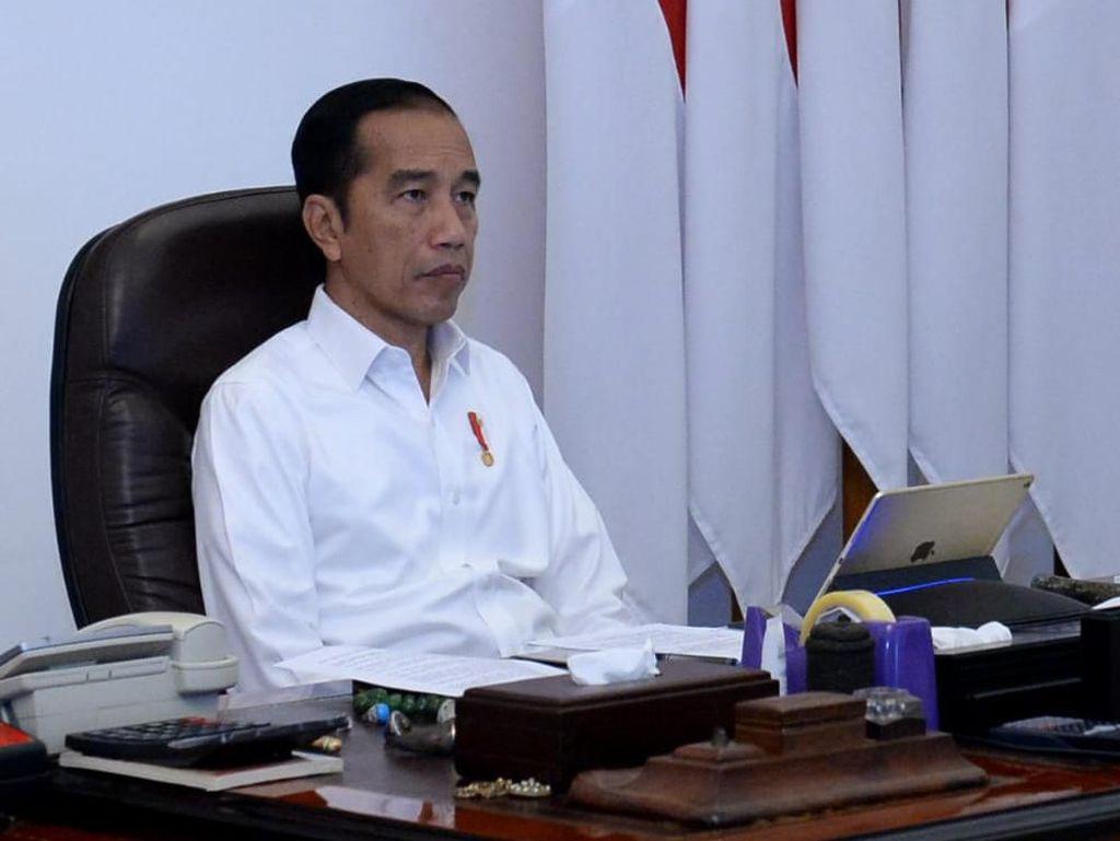 Jokowi: Siapkan Screening untuk Kepulangan 11.000 WNI ABK dari Luar Negeri