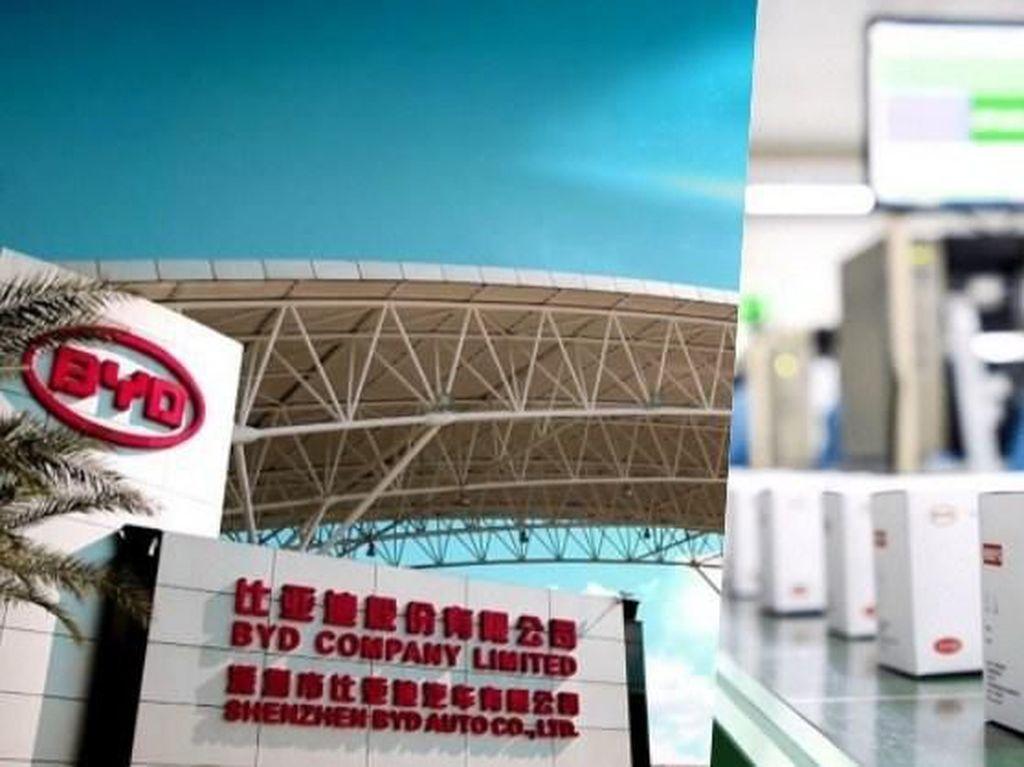 Pabrik Mobil Listrik China Bangun Pabrik Masker Terbesar Dunia