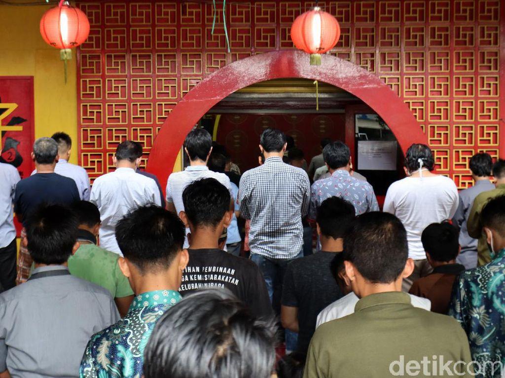 5 Masjid dengan Sentuhan Tionghoa di Indonesia